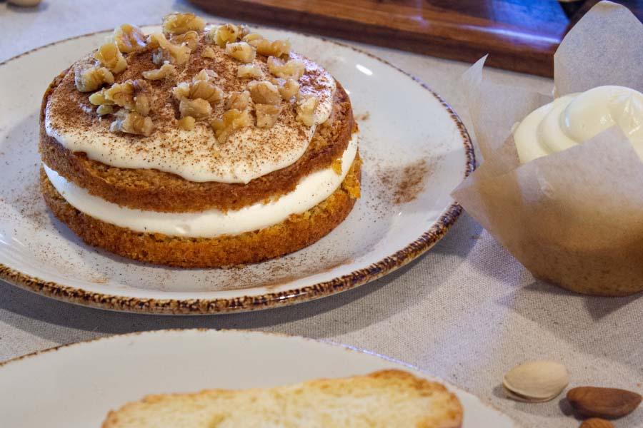 cafetería gourmet en madrid