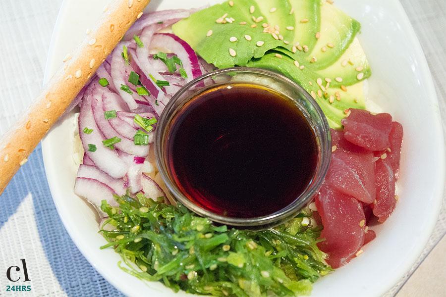 comida saludable en verano