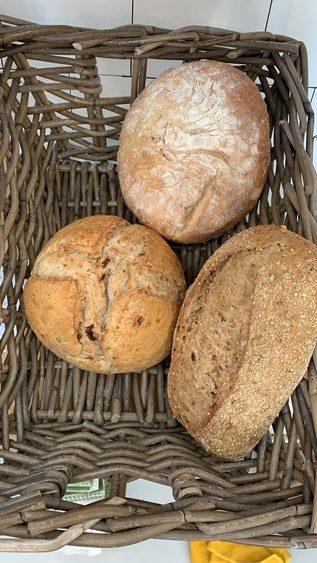 el pan y sus beneficios